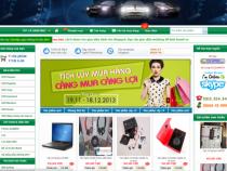 Share Template Blogspot bán hàng free