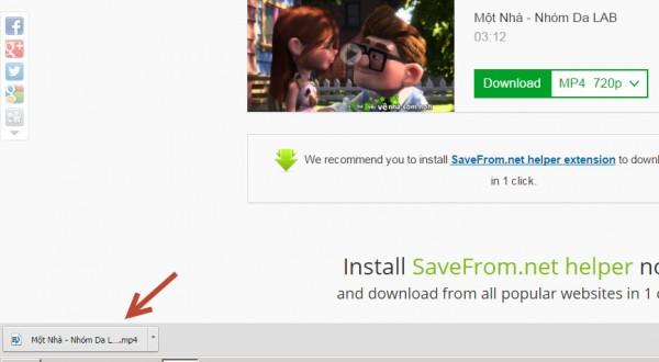 Download video trên youtube không cần phần mềm 004