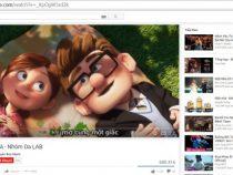 Download video trên youtube không cần phần mềm