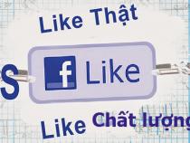 Dịch vụ tăng like fanpage facebook giá rẻ like thật 100%