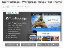 Top Theme WordPress du lịch bán chạy nhất trên themeforest