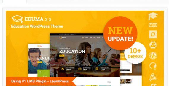 Top 8 Theme WordPress giáo dục đào tạo HOT nhất