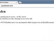 Các bước sửa lỗi 403 forbidden error trong wordpress