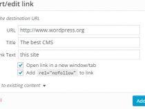 Plugin tạo link Nofollow cho website WordPress