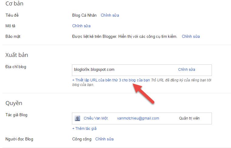 hướng dẫn cài đặt blogspot 08