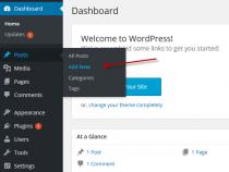 Cách đăng Post lên WordPress