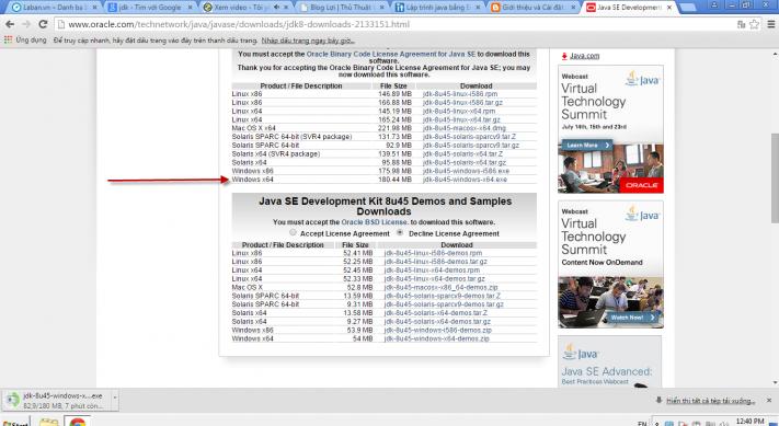 Cài đặt JDK và Eclipse 03