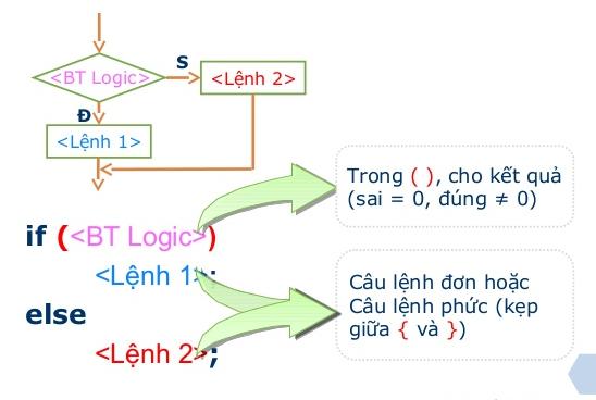 Câu lệnh điều kiện trong lập trình Java