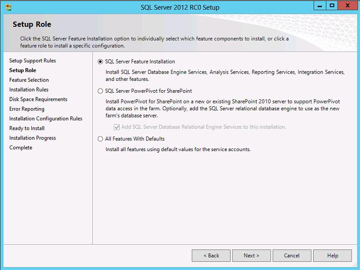 Cài đặt SQL Server 2012 06