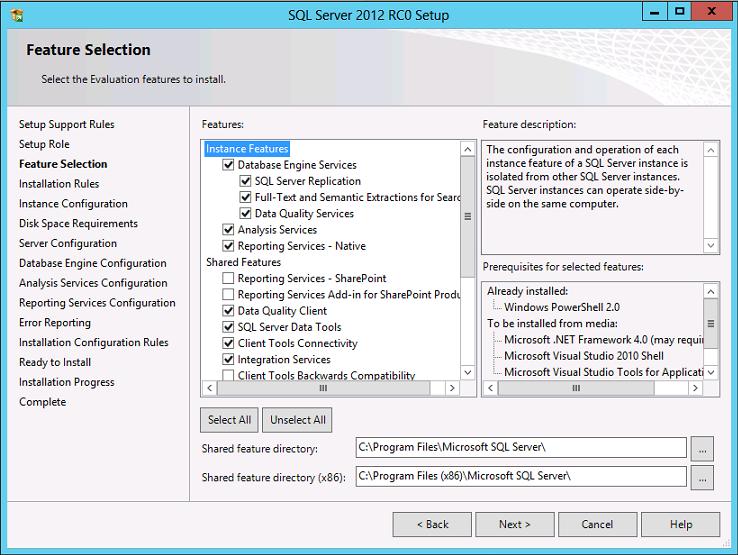 SQL Server 2012 07