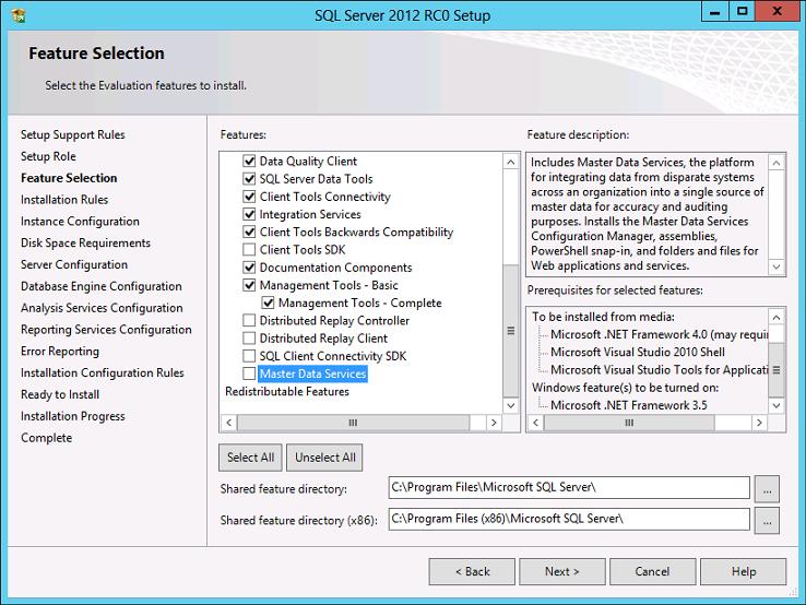 Cài đặt SQL Server 2012 08
