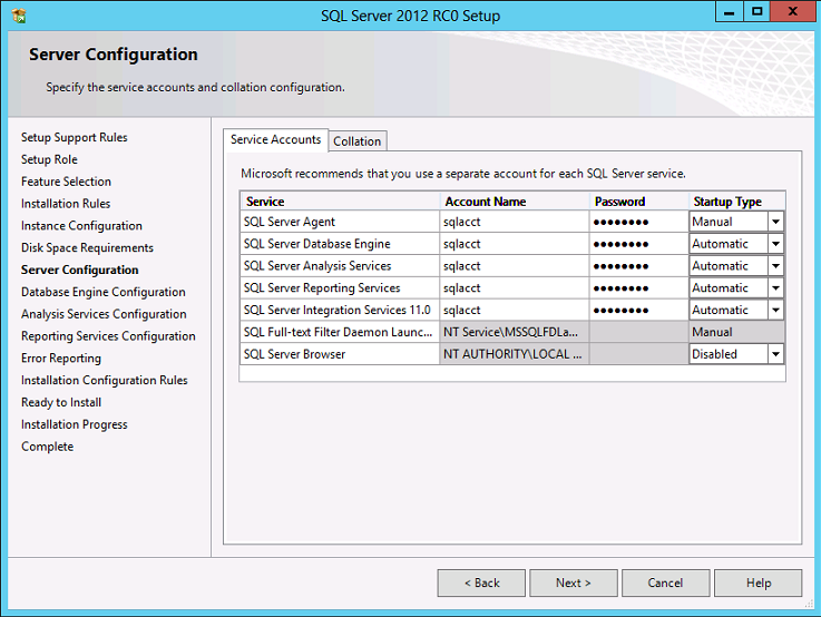 Cài đặt SQL Server 2012 003