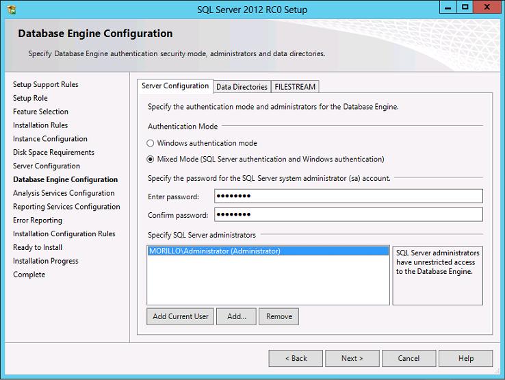 Cài đặt SQL Server 2012 004
