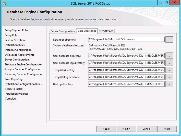 Cài đặt SQL Server 2012 005
