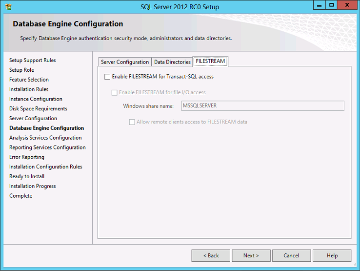 Cài đặt SQL Server 2012 006