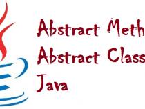 Tính trừu tượng trong lập trình hướng đối tượng (Abstract)