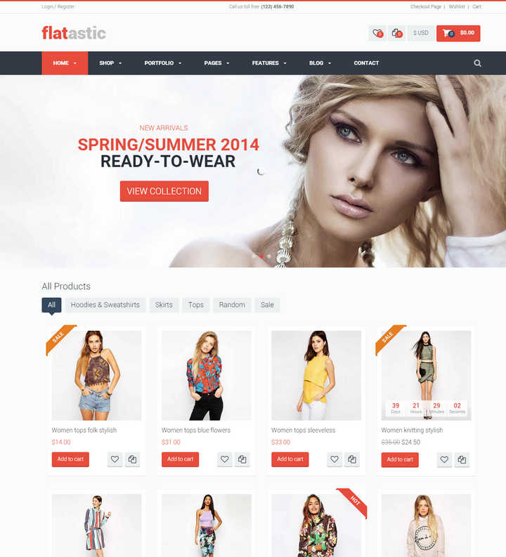 Top 10 Theme WordPress Woocommerce 2015 008
