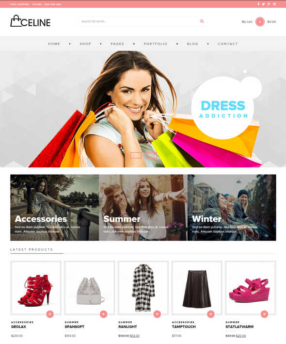 Top 10 Theme WordPress Woocommerce 2015 0011