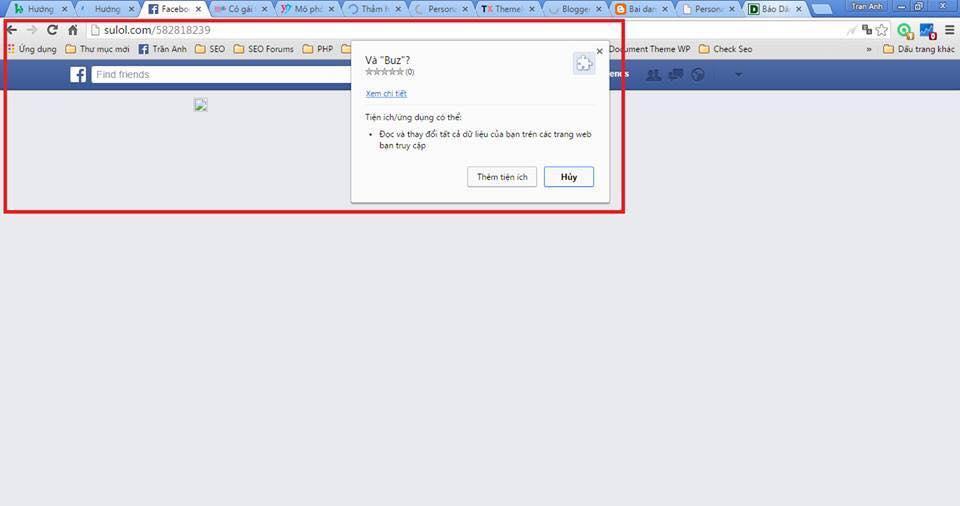 khắc phục hack facebook bằng tag tên 002