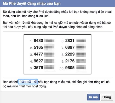 cách bảo mật facebook 2 lớp để không bị hack 0044