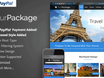 Share theme wordpress du lịch tour package v2.0