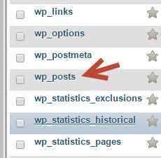 xóa tất cả bài viết trong wordpress 005