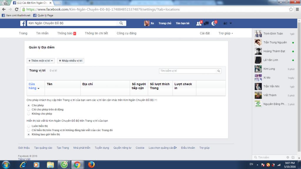 hướng dẫn làm dấu tích xám fanpage facebook 002