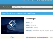 Cách tìm tên theme của một website wordpress