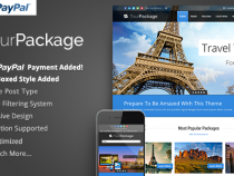 Thiết kế website du lịch bằng wordpress