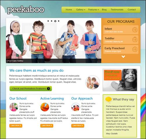 dịch vụ thiết kế website giáo dục bằng wordpress