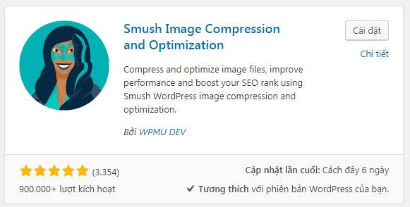 plugin tối ưu hóa hình ảnh wordpress tốt nhất