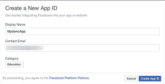 tự động đăng bài lên facebook