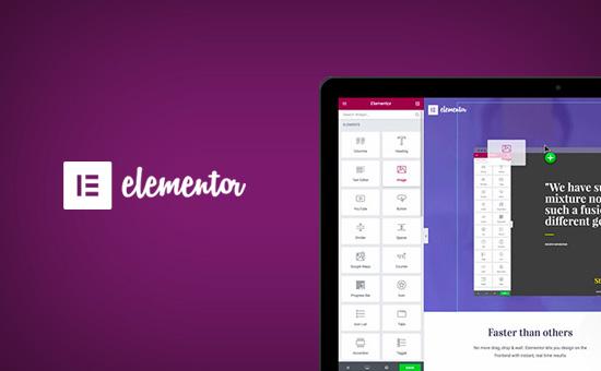 plugin tạo landing page Elementor