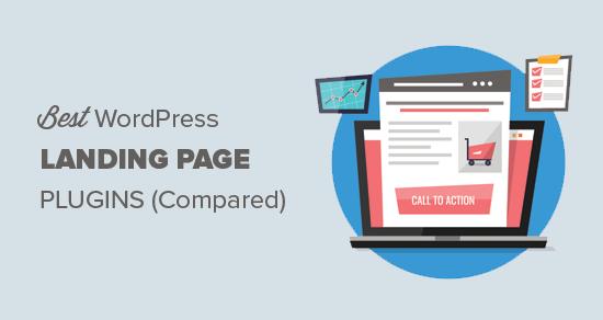 5 Plugin tạo Landing Page cho WordPress tốt nhất 2018