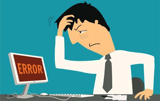 Tổng hợp các lỗi thường gặp trong WordPress