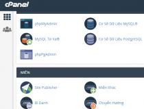 Cpanel là gì? Ưu và nhược điểm của Cpanel trong quản trị web